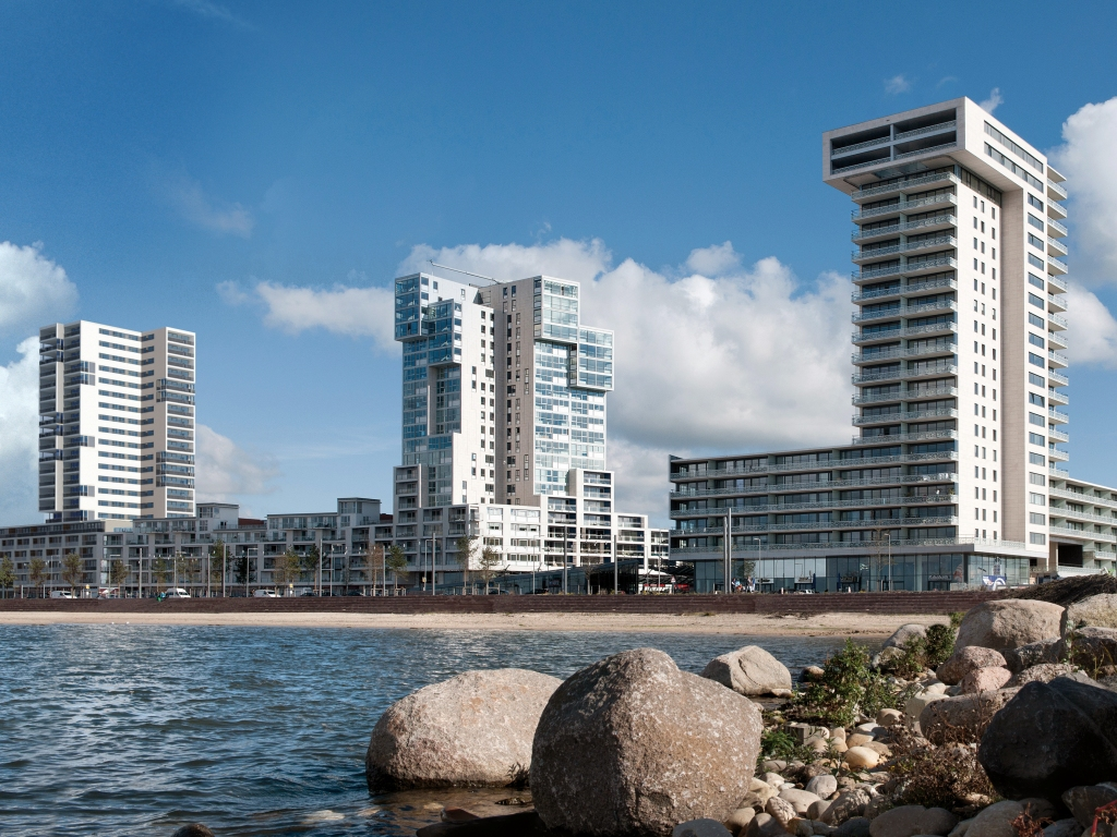 Projects Zuid Holland Rotterdam Newport Nesselande