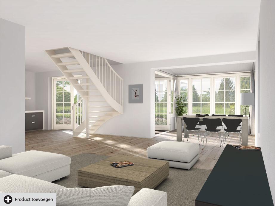 Inrichting huis woonkamer for Interieur woonkamer voorbeelden
