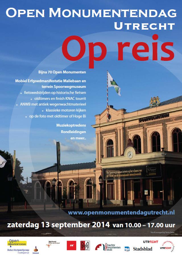 poster open monumentendag