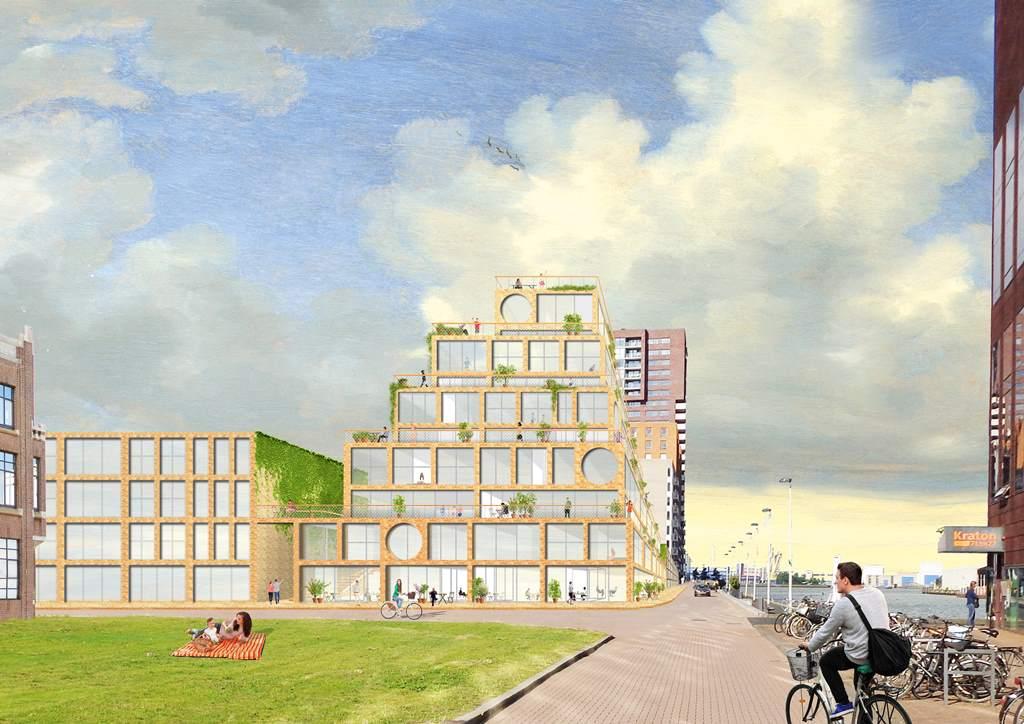 open sollicitatie gemeente rotterdam Gemeente Rotterdam selecteert 'Rotterdamse Toren van Babel' voor  open sollicitatie gemeente rotterdam